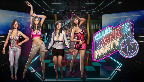 Studio Odin launched VR game 'Club Dance Party VR' on Steam which has been popular at the theme parks in South Korea. Club Dance Party VR is a VR music game developed with the concept that tired and busy modern people go to exciting clubs anytime, anywhere and enjoy dancing with their virtual partners. With Club Dance Party VR, users can enjoy sports and even get diet effects dancing to the rhythm. Club Dance Party VR supports VR devices such as HTC VIVE, Oculus rift, and MS MR. (Graphic: Business Wire)