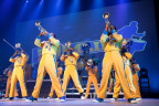 DRUMLine Live brings riveting rhythms, bold beats and endless energy to Dollywood June 16-July 4 as part of the park's Summer Celebration. Nightly fireworks, extended park hours and thrilling new entertainment highlight the festival. (Photo: Business Wire)