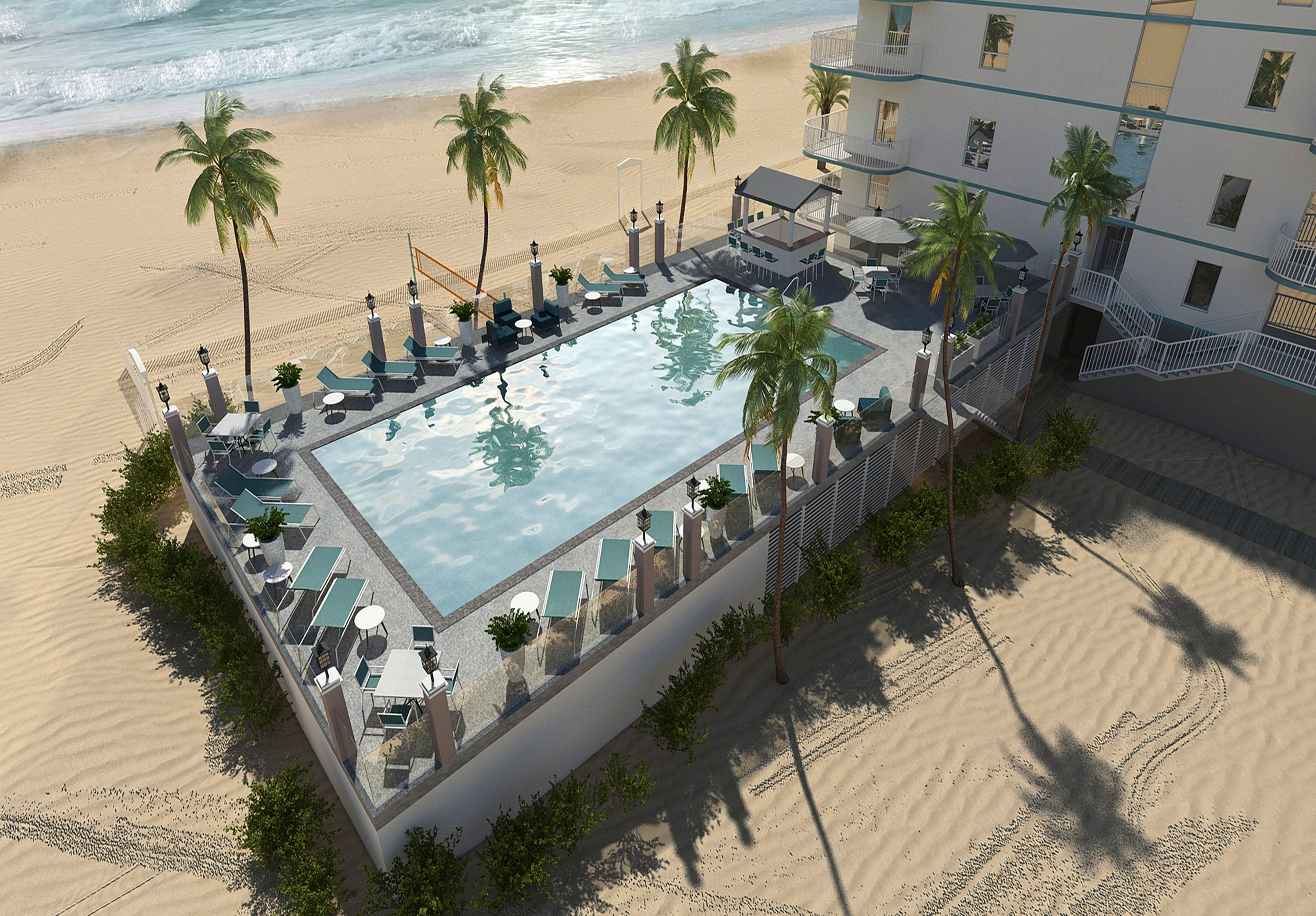 Doubletree By Hilton Welcomes Oceanfront Property In One Of Maryland S Most Loved Beach Towns Business Wire