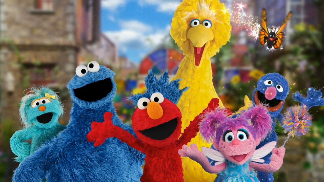 Elmo, Abby Cadabby and friends experience everyday magic in Sesame Street Live! Make Your Magic, a new production produced by Feld Entertainment.