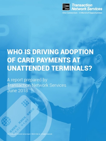 Discover insights into consumer attitudes to and experience with making non-cash payments at unattended terminals (Photo: Business Wire)