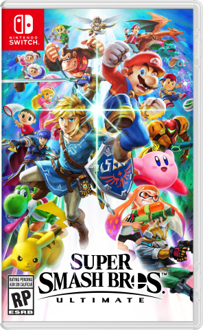 Super Smash Bros. Ultimate will include every single fighter ever featured in the series' nearly two-decade run, making it one of the biggest crossover events in gaming history. (Photo: Business Wire)