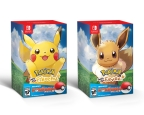 Nintendo is announcing two bundles, in which players can get Pokémon: Let's Go, Pikachu! or Pokémon: Let's Go, Eevee! with one Poké Ball Plus at a suggested retail price of $99.99 each. (Photo: Business Wire)
