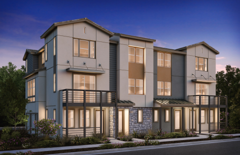 New KB homes now available near Silicon Valley! (Photo: Business Wire)
