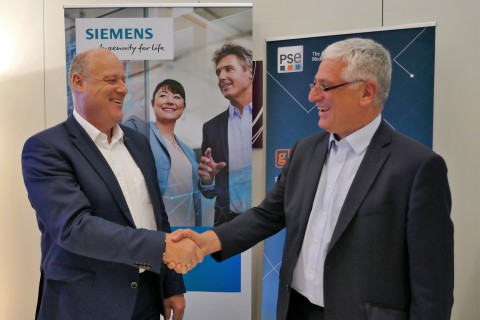 Siemens, PSE to Collaborate on Model-Based Solutions (Photo: Business Wire)