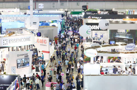 COMPUTEX 2018 Ends with Great Success (Photo: Business Wire)