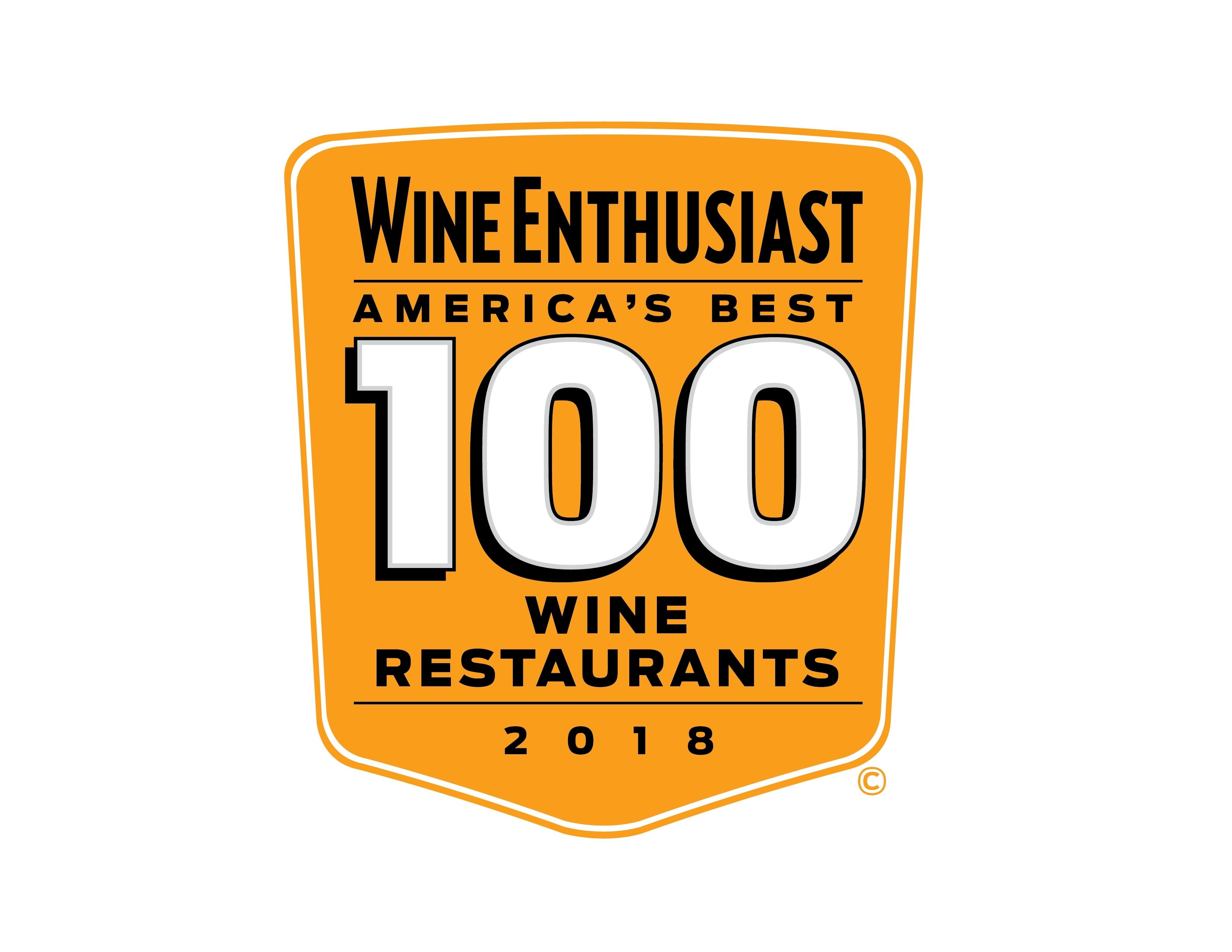 wine enthusiast magazine reveals america s 100 best wine restaurants