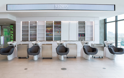 Henkel Opens #AcademyofHair at its Beauty Care Hair Professional HQ. (Photo: Business Wire)