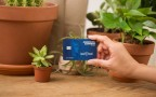 The Cash Magnet(TM) Card features American Express' new brand identity following its global brand platform launch. The Card features the new, redrawn Centurion at the center, new American Express watermark and elevation of the Members Since ribbon. (Photo: Business Wire)