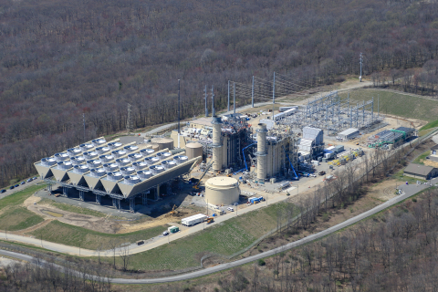 Gemma Power Systems Completes Construction of the CPV Towantic Energy Center (Photo: Business Wire)