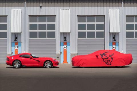 2018 Dodge Challenger SRT Demon (Photo: Business Wire)
