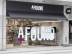 Afound storefront (Photo: Business Wire)