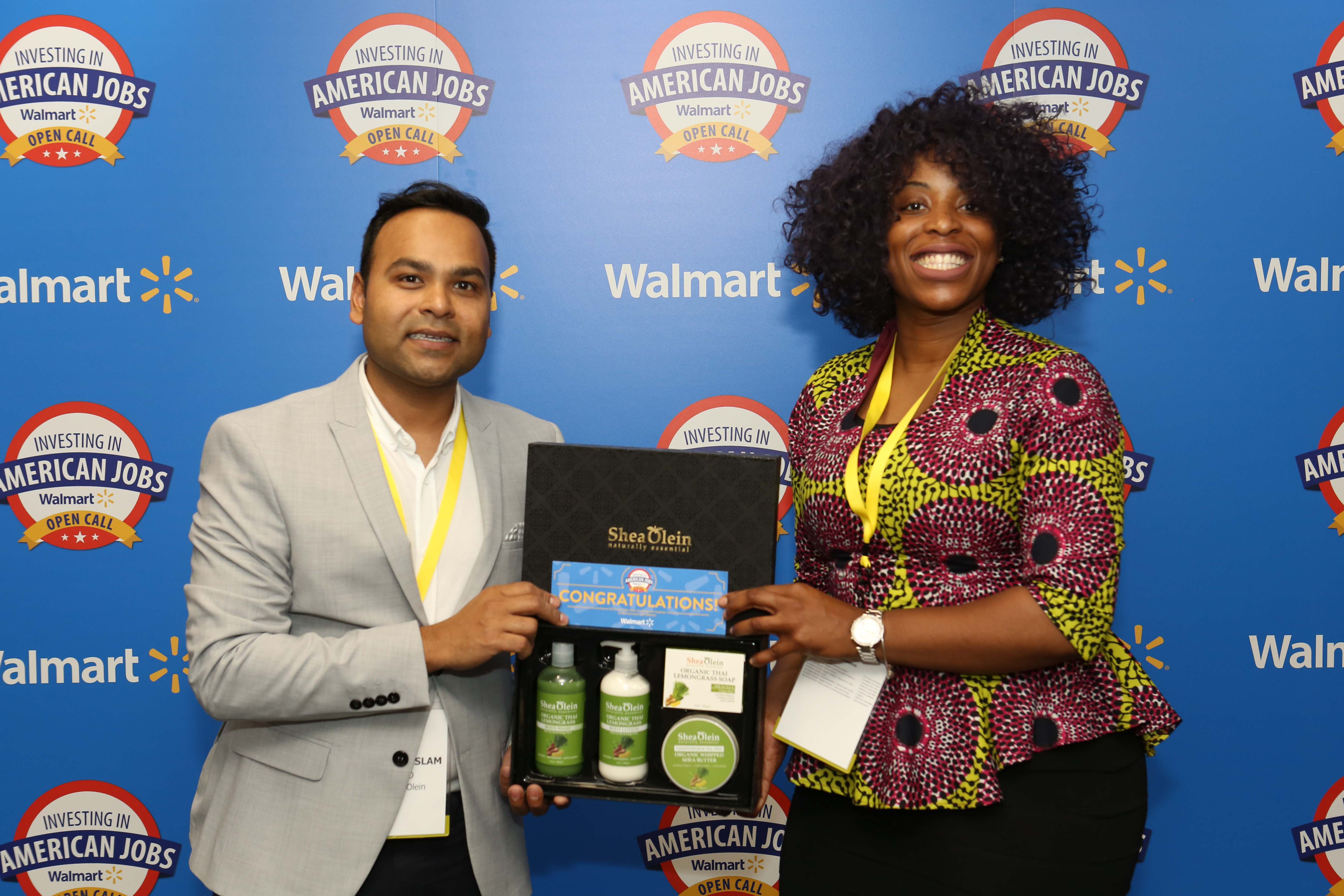 Walmart 1800 Call In Number >> American Entrepreneurship On Full Display At Walmart S 5th Annual