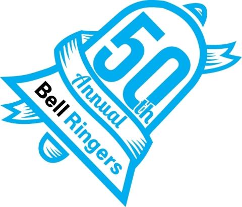 50th Bell Ringer Awards logo