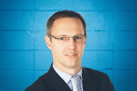 Alex Slater, Vice President of Business Development and General Manager Europe, Science Exchange (Photo: Business Wire)