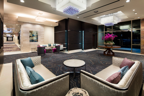 Viejas Conference Center Lobby (Photo: Business Wire)