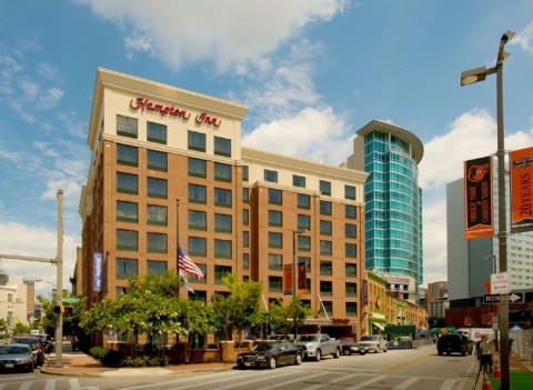 Hampton Inn Baltimore Downtown Convention Center (Photo: Business Wire)