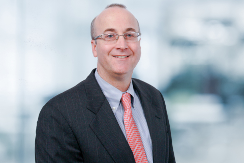 Eric Schmidt, Ph.D., Chief Financial Officer at Allogene Therapeutics (Photo: Business Wire)