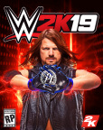 2K today announced AJ Styles® as the cover Superstar for WWE® 2K19, the forthcoming release in the flagship WWE video game franchise. (Photo: Business Wire)