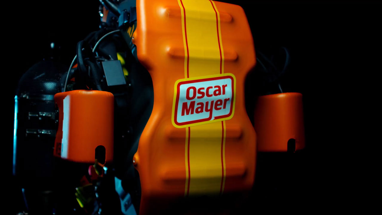 Oscar Mayer is kicking off the first official week of summer by introducing Super Hotdogger: a futuristic JetPack-powered member of the WienerFleet who is going to new heights to deliver on the brand's mission of getting a better Oscar Mayer Hot Dog in every hand.