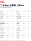 Blink Health announces a price match guarantee on generic Rx medications. (Graphic: Business Wire)