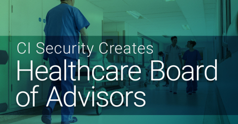 CI Security Creates Healthcare Board of Advisors (Graphic: Business Wire)