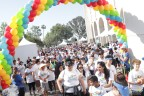 Children's Hospital Los Angeles hosted its second annual Walk and Play L.A. to help improve the health of children. (Photo: Business Wire)