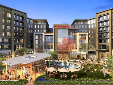 Cinemark to open new eight-screen theatre at The Village at Totem Lake in Kirkland, Wash., featuring Luxury Loungers, an XD auditorium, a cafe and more! (Photo: Business Wire)