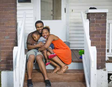 Alaysyah Yayhisrael used Fifth Third Bank's Down Payment Assistance Program to buy her Cincinnati home. (Photo: Business Wire)