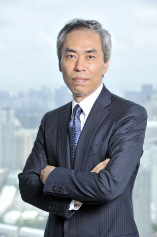Shingo Tsuji, President and CEO of Mori Building Co., Ltd. (Photo: Business Wire)