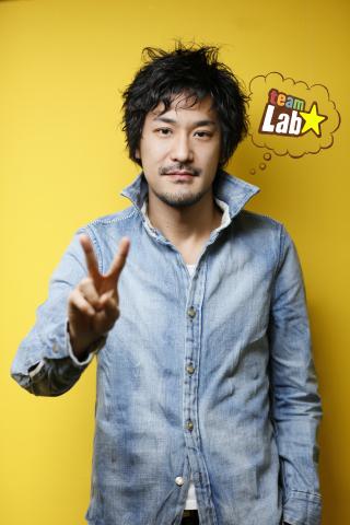 チームラボ 代表 猪子 寿之 (写真:ビジネスワイヤ)