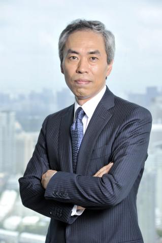 Shingo Tsuji, President and CEO of Mori Building Co., Ltd. (Photo: Business Wire)