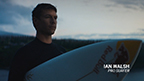 The New 24K-gold-plated Mastercard® Gold Card™ Commercial with Ian Walsh for Luxury Card.