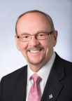 Daniel L. Goodwin, Chairman and CEO, The Inland Real Estate Group of Companies, Inc. (Photo: Business Wire)