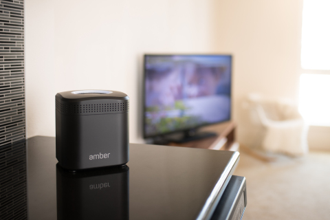 Amber is a multimedia storage and streaming device that gives users complete control over their digi ...