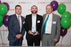 smartTrade Technologies at the ITT Best Sell-Side Award Ceremony (Photo: Business Wire)