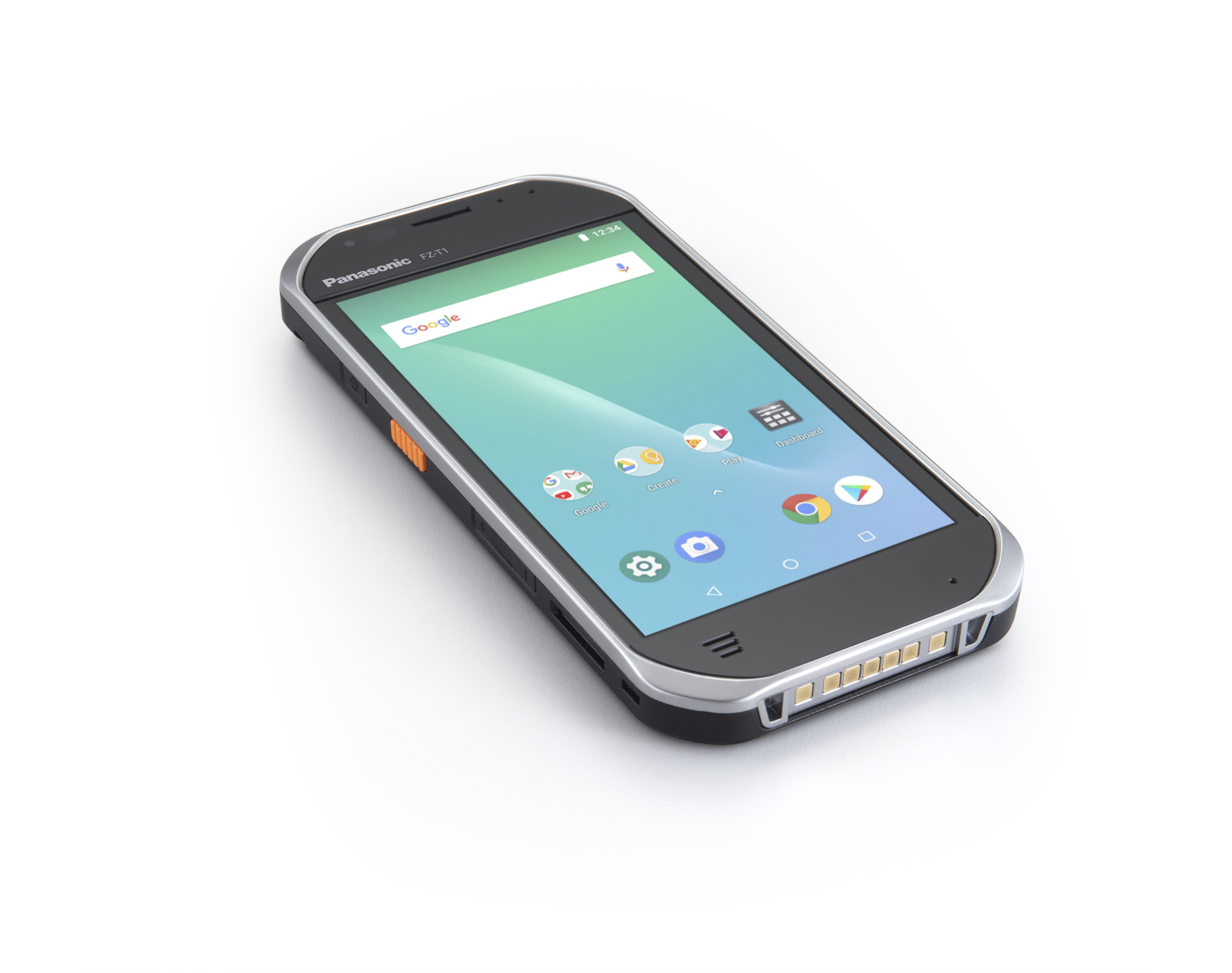 "Panasonic Introduces a New 5"" Android™ Rugged Handheld for Mobile ..."