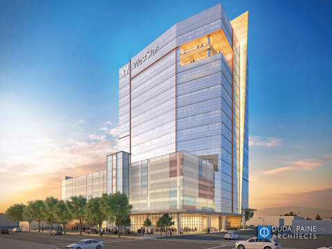 WestStar Tower Exterior (Photo: Business Wire)