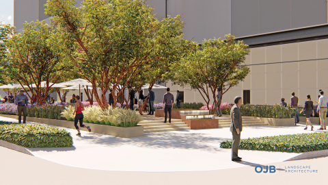WestStar Tower Hunt Plaza 1 (Photo: Business Wire)