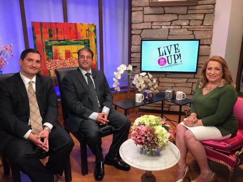 Primary Financial's Richard Micliz and Carl DeMarco Appear on CBS to Discuss Impacts on Retirement Planning. (Photo: Business Wire)