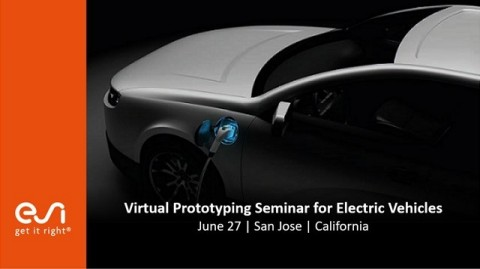 Virtual Prototyping Seminar for Electric Vehicles