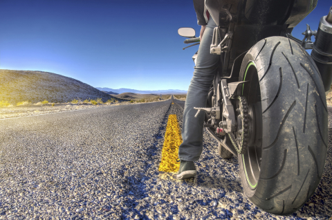 Paese che vai, usanza che trovi: con Moto-Pneumatici.it pronti a partire per una vacanza in moto (Photo: Business Wire)