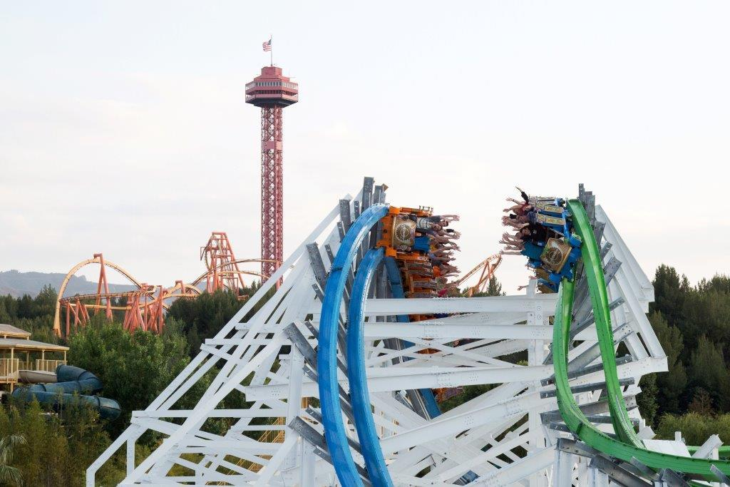 Six Flags Parks And Coasters Voted The Best By Usa Today Readers Business Wire
