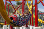 USA TODAY Readers Name Six Flags Fiesta Texas among Top 10 Best Amusement Parks in the Country. (Photo: Business Wire)