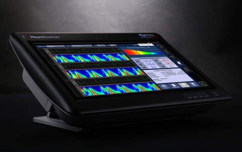 MyoVista Wavelet ECG Cardiac Testing Device (Photo: Business Wire)