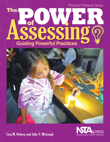 The Power of Assessing: Guiding Powerful Practices book cover (Photo: Business Wire)
