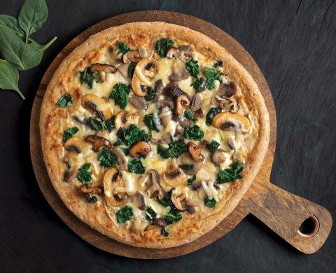 Sweet Earth Foods Truffle Lover's Pizza (© Sweet Earth Foods)