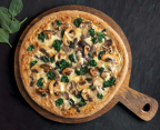 Sweet Earth Foods Truffle Lover's Pizza (© Sweet Earth Foods)