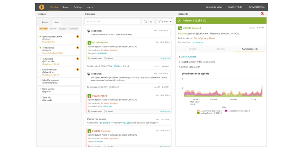 Splunk Closes Acquisition of VictorOps | Business Wire