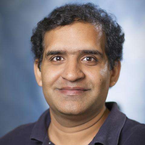 Raghuvar Dronamraju, PhD, UNC School of Medicine (Photo: Business Wire)
